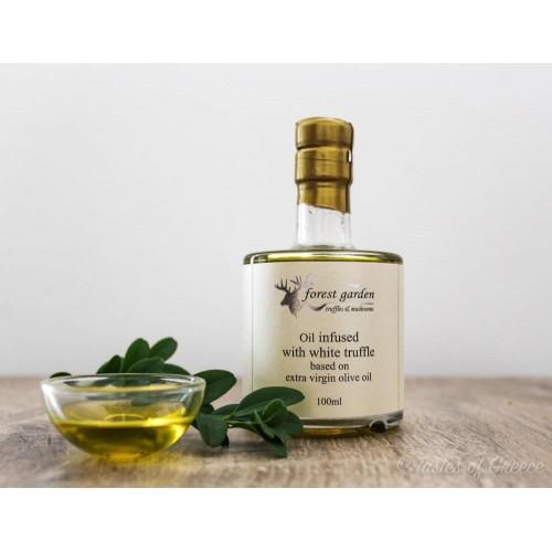 Lanýžový olej - bílý lanýž, 100 ml