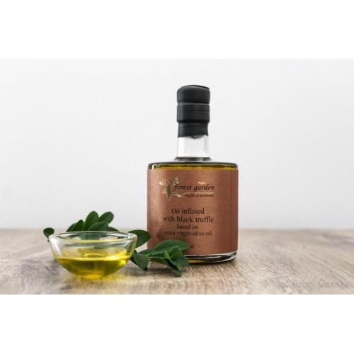 Lanýžový olej - černý lanýž, 100 ml